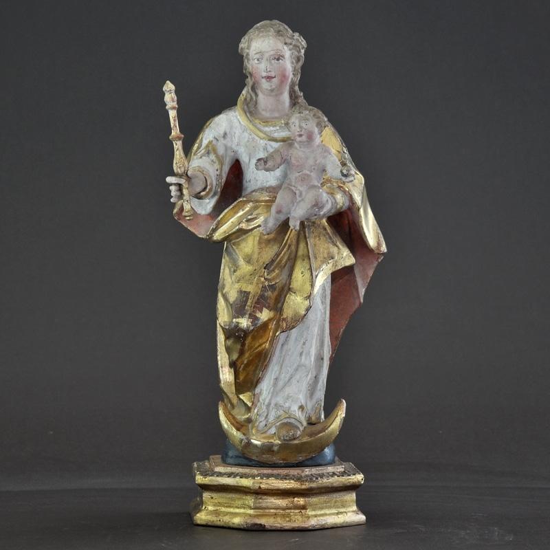 madonna mondsichelmadonna frühbarock greinwald renaissance