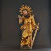 heiliger paulus barock buch schwert vergoldet skulptur greinwald